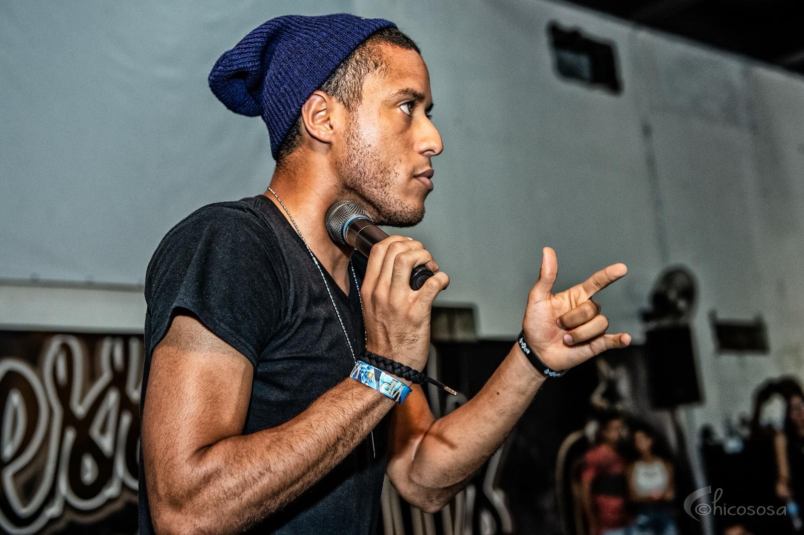 Black Rhythm, Beatboxer, Educador, Artista Internacional